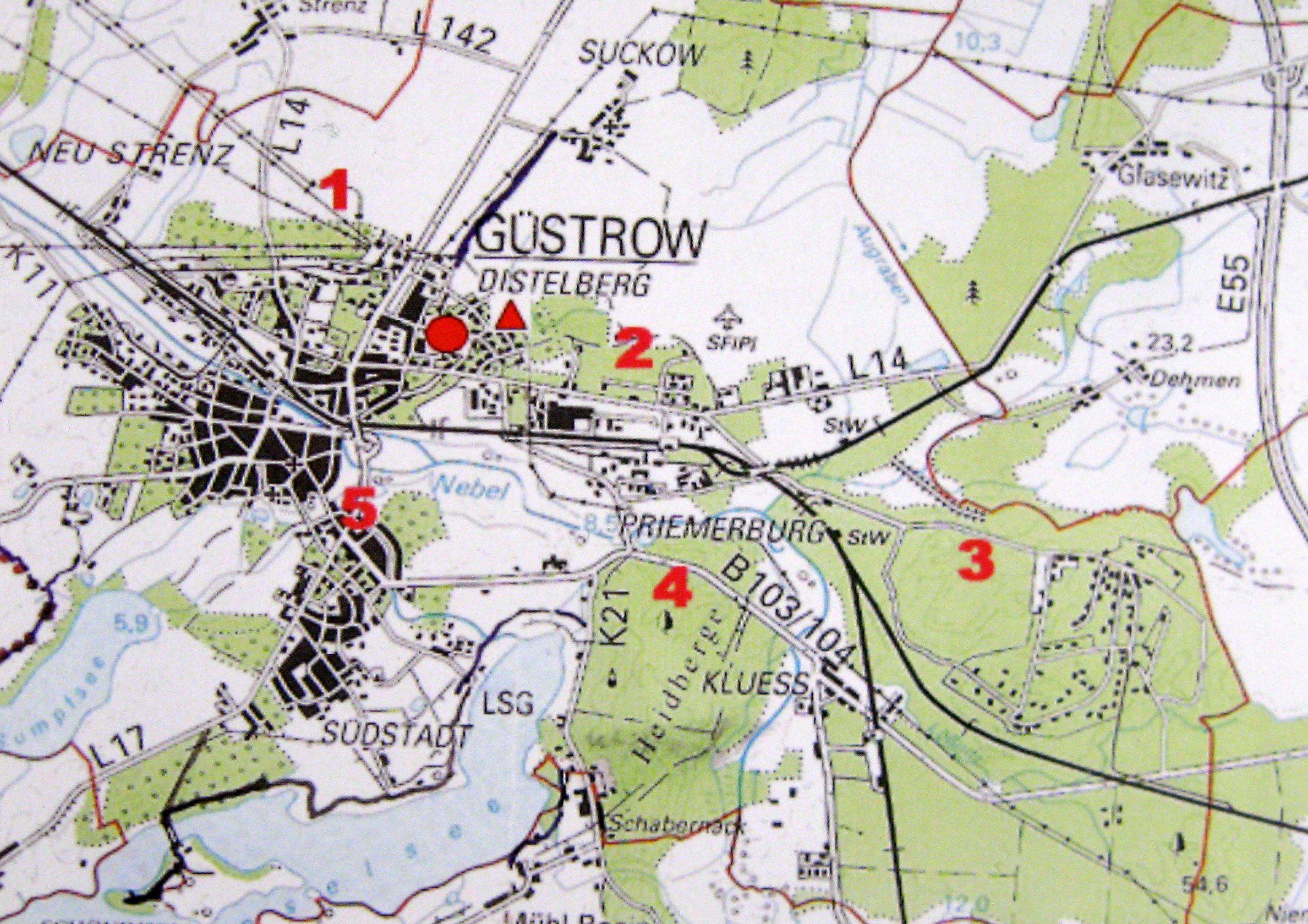 Güstrow Karte.Wilhelm Mastaler Historische Geschichte Rund Um Die Stadt Güstrow